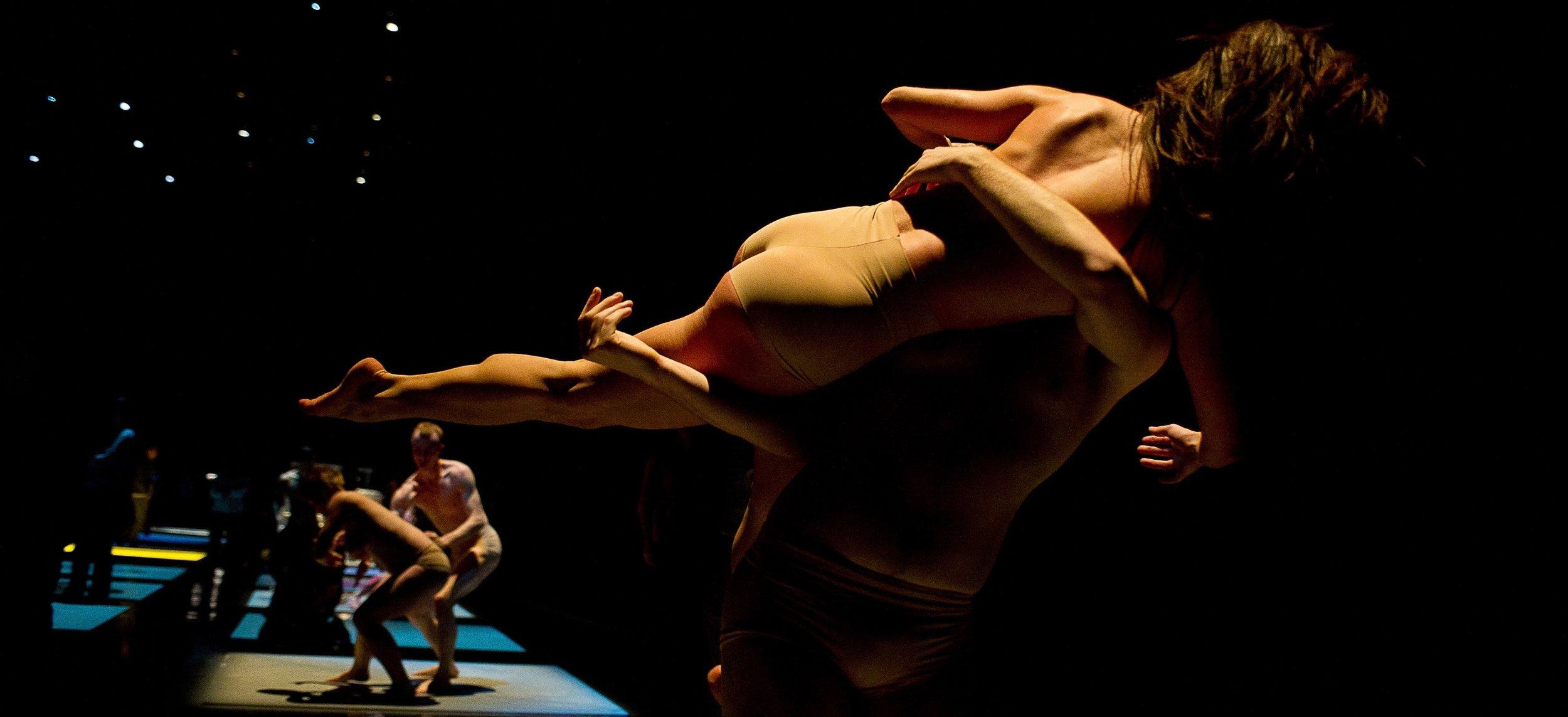 Shen Wei Dance Arts Summer Intensive 2019