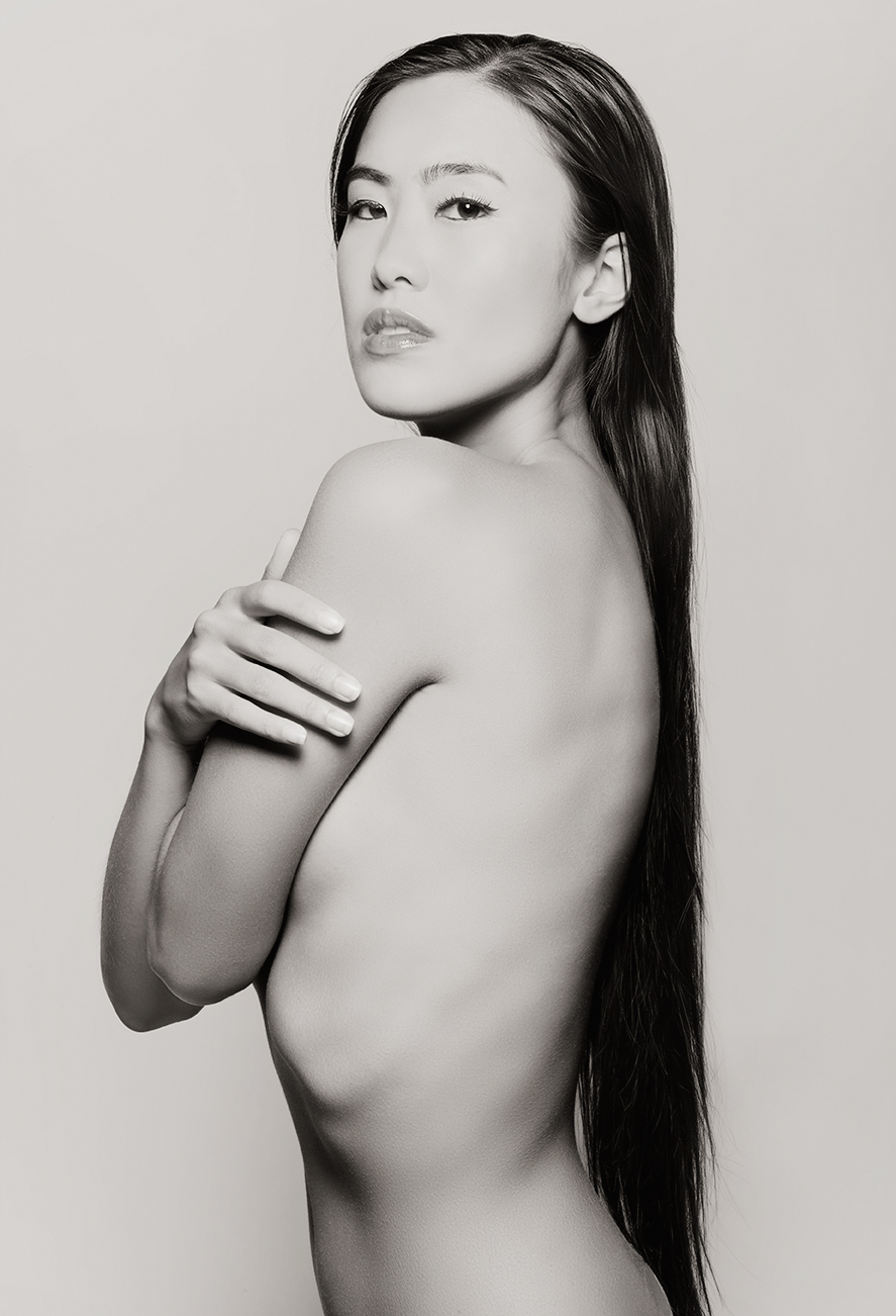 Model: Stephanie Pham - Photographer: Robert Szatmari