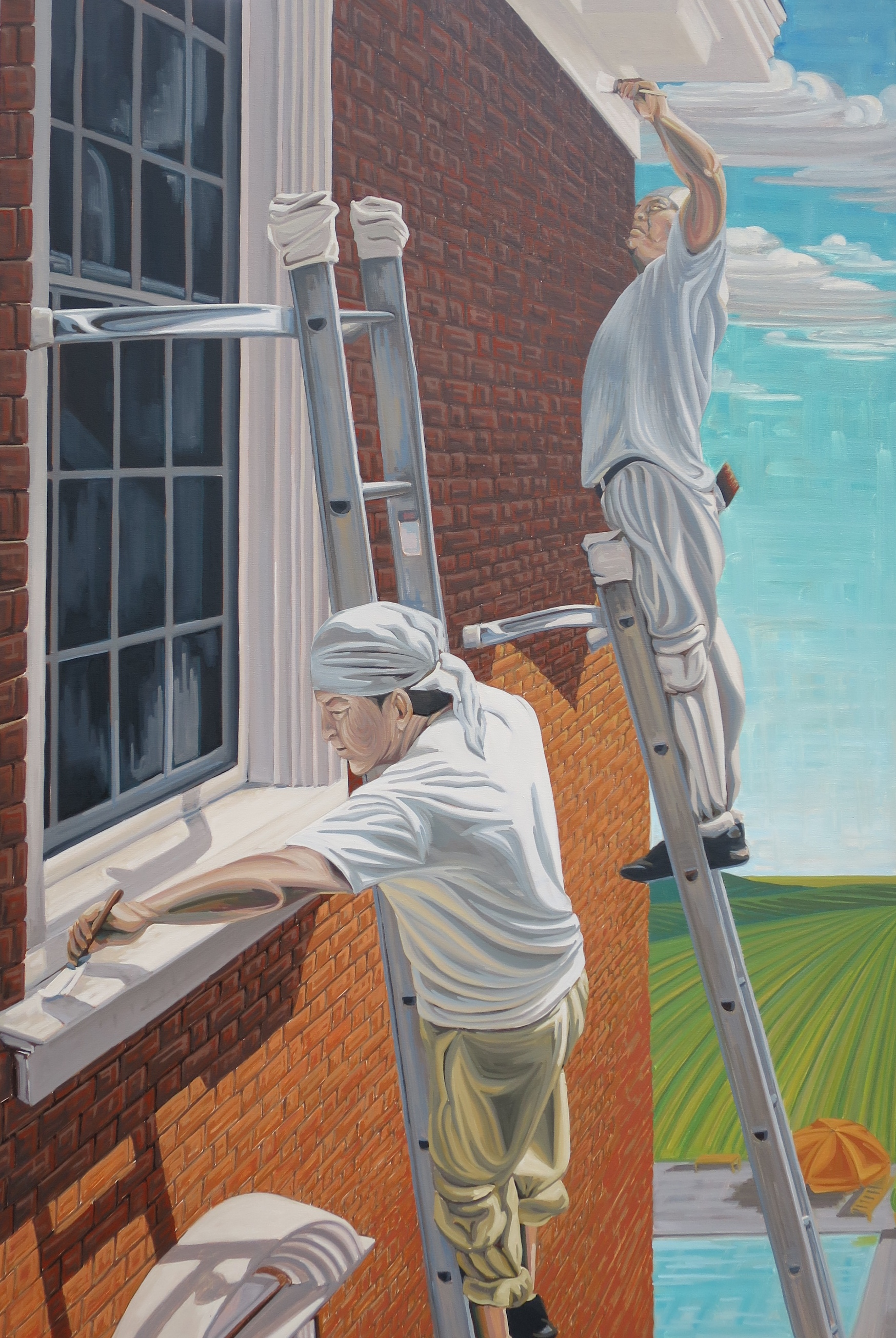 Our Painters...new piece