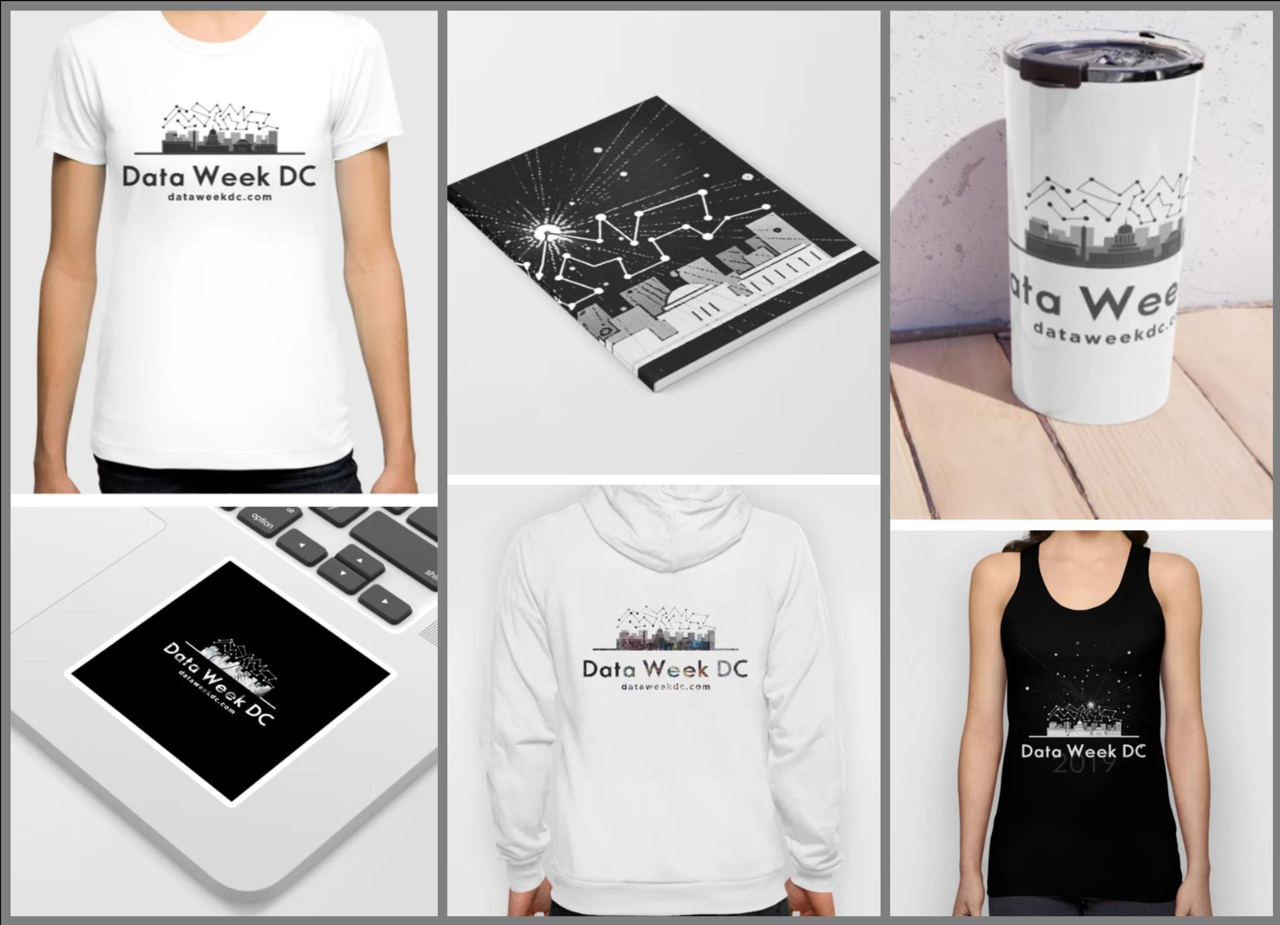 GET YOUR MERCH ON -