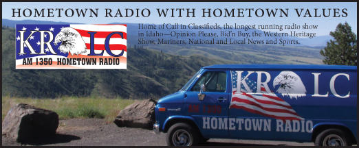 KRLC 1350 Hometown Radio