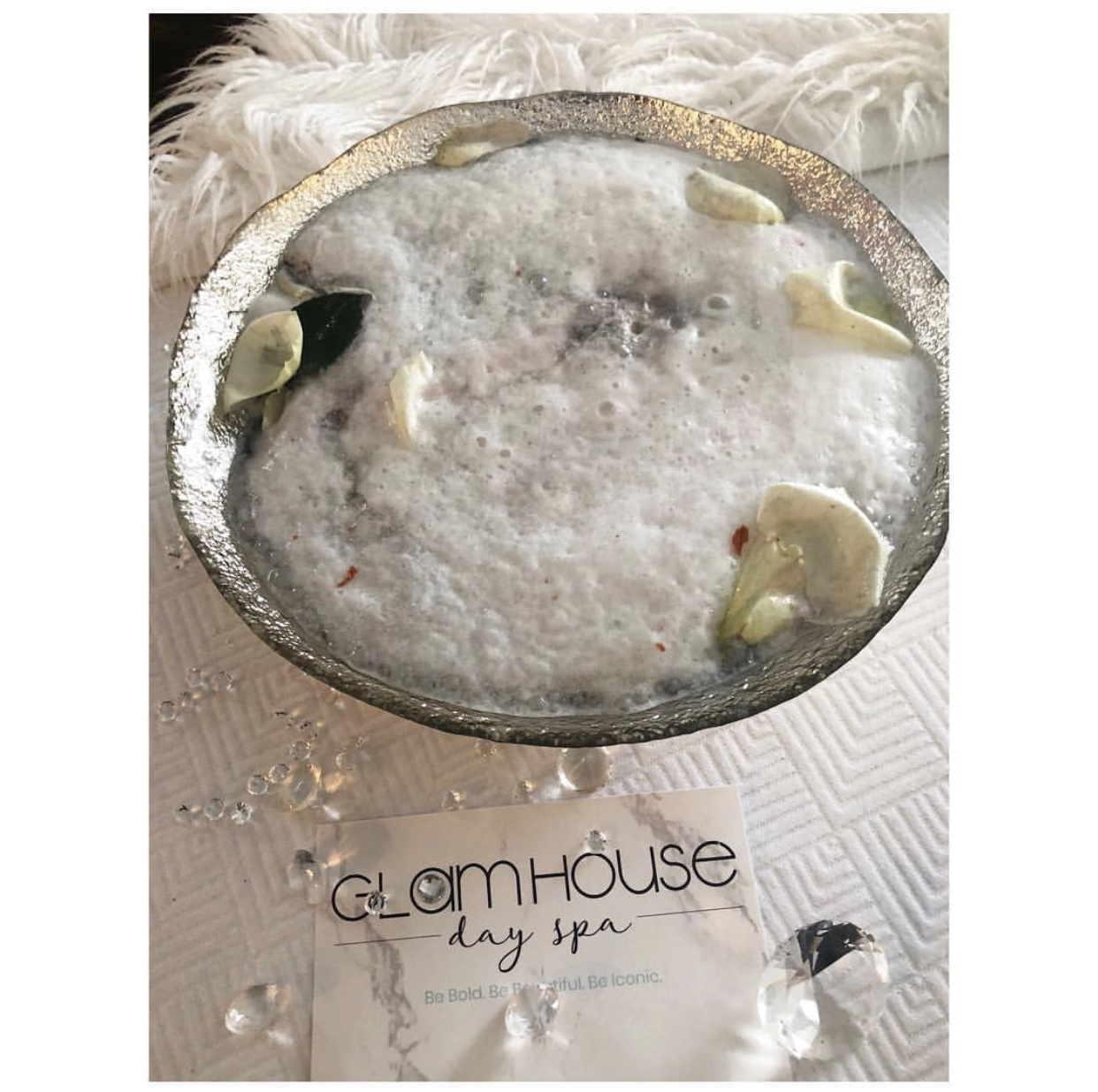 Luxurious Lathers - Coming Soon!The Glamhouse Girls are hard at work designing and producing handmade bath products for our very own line: Luxurious Lathers!!