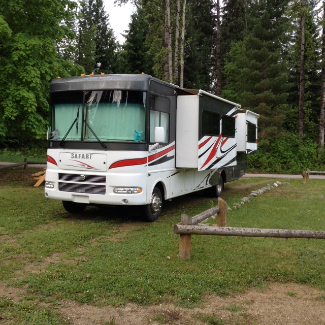 RV Stay & Play Dry Camping