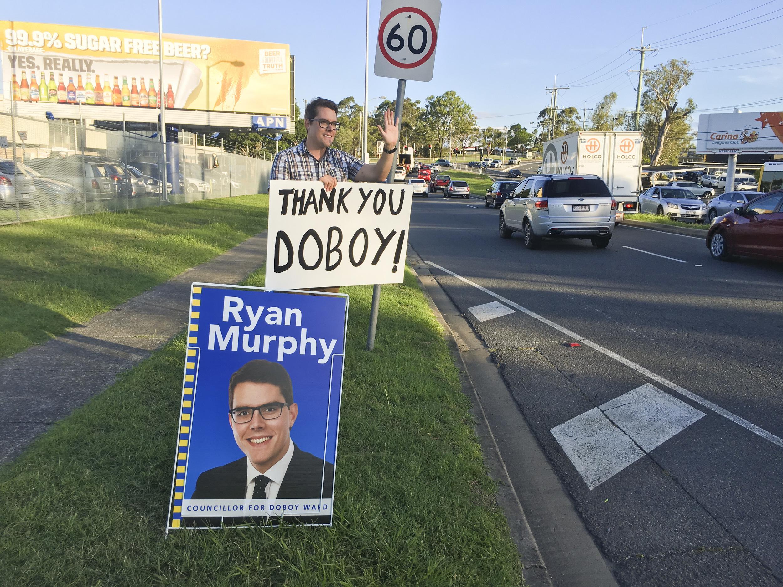 Ryan Murphy 2016 Thank you