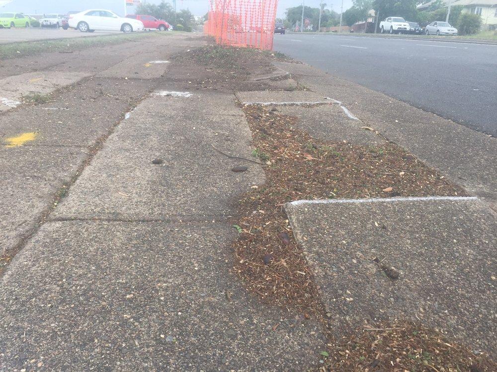 BEFORE: wynnum road, cannon hill