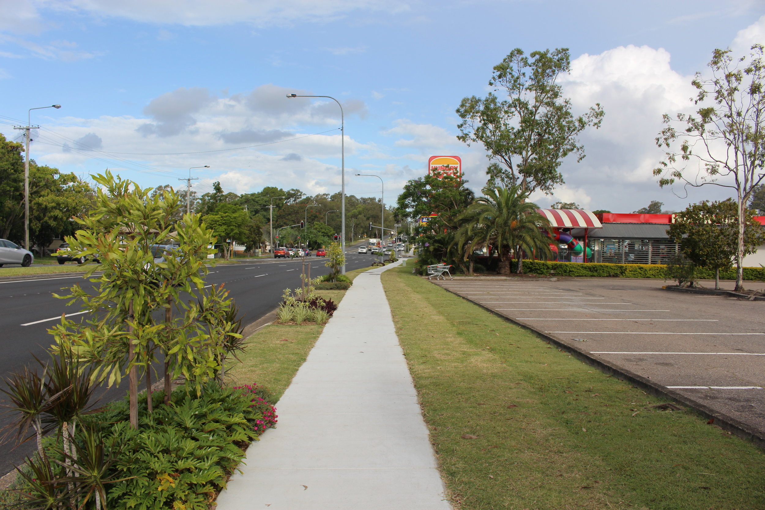 After: Wynnum Road, Cannon Hill