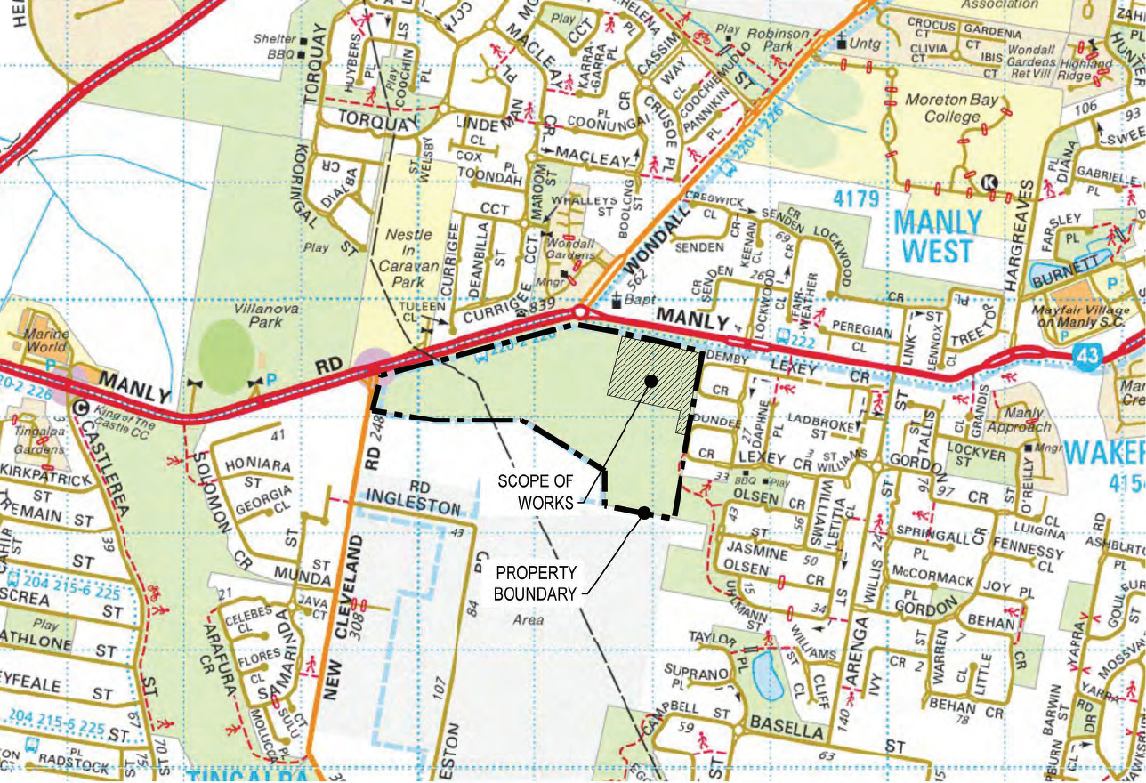 Wakerley District Sports Park Locality Plan - higher res.png
