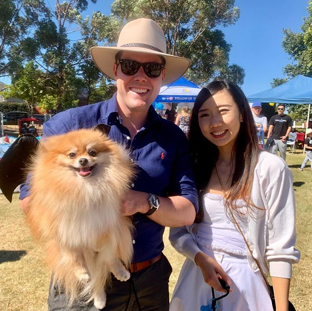 A massive day in #chandler with the 10th Annual @greenheartfair and Rochedale Community Fun Day! We have such a lovely community in the Eastern suburbs of Brisbane. #bne