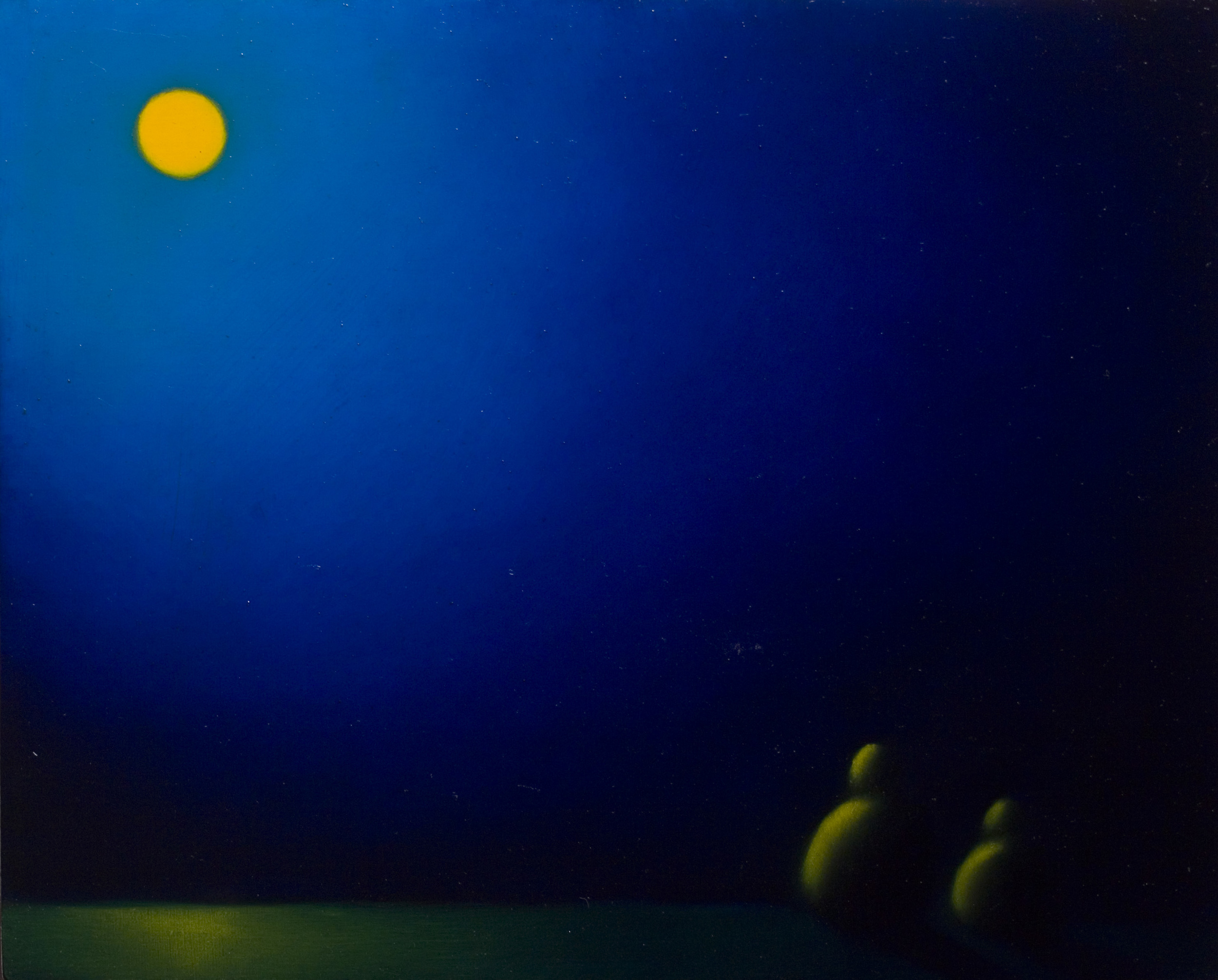 Moonlight • 8 x 10 • Panel • 500