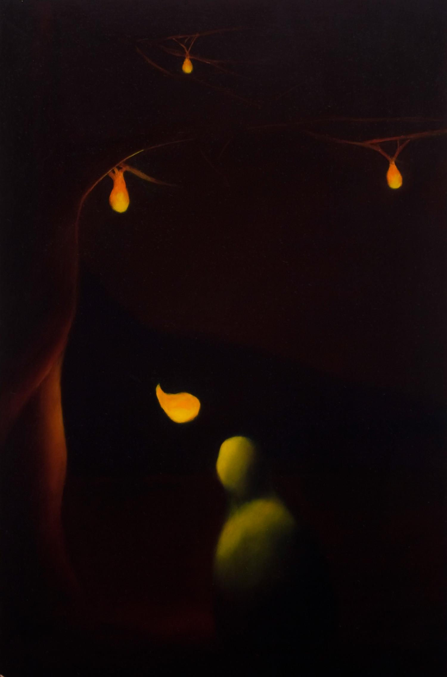 Glowing Fruit • 24 x 15 • Panel • 600
