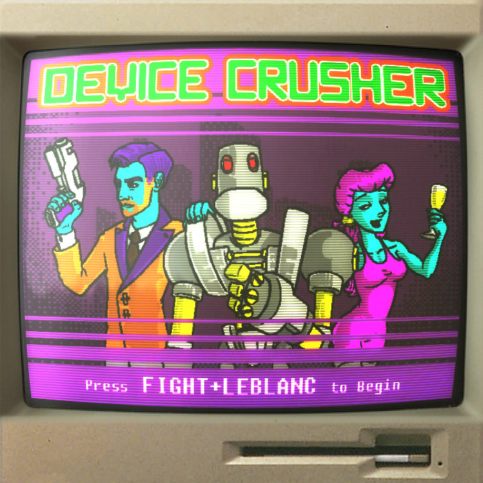 FIGHT! Leblanc - Device Crusher