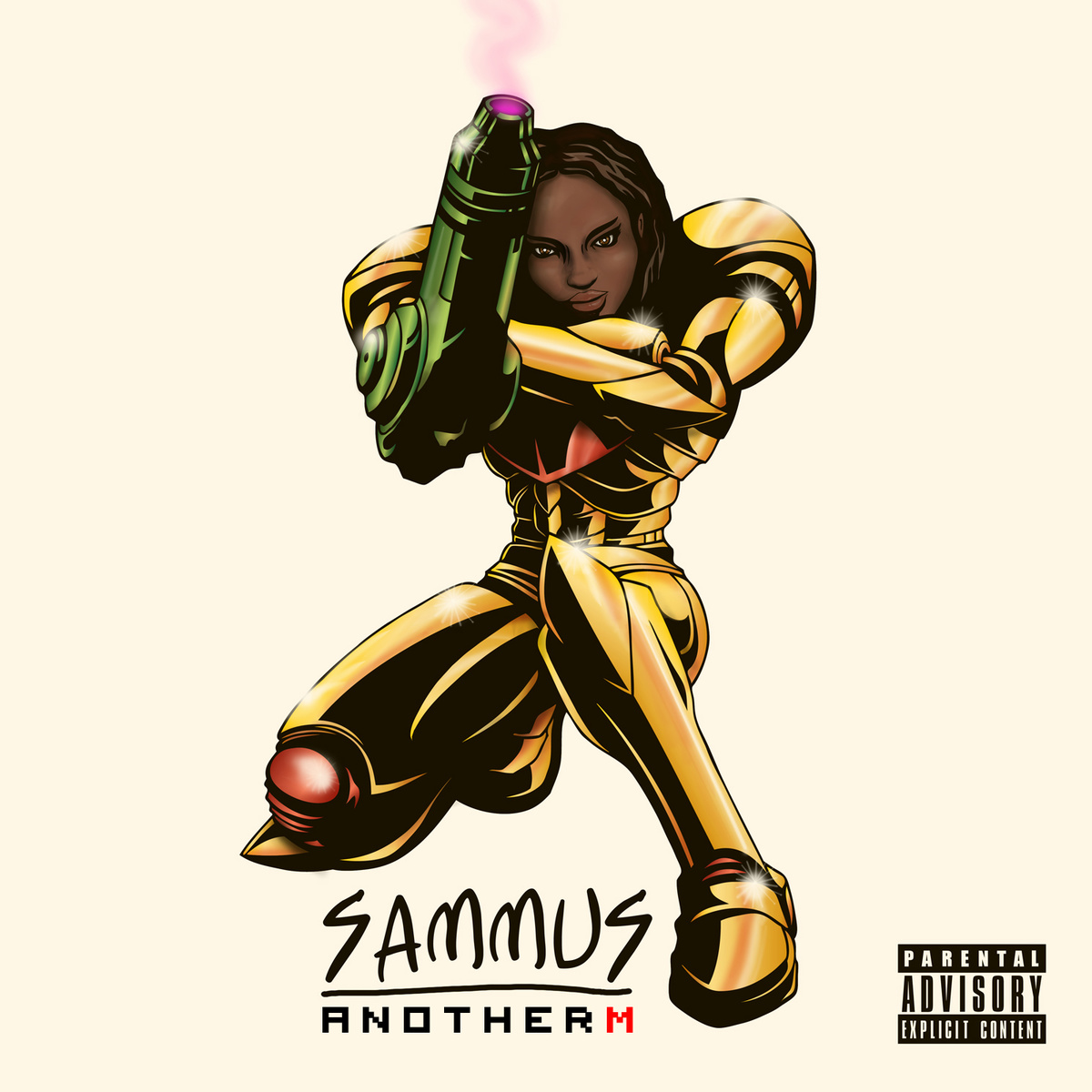 Sammus - Another M album of Metroid inspired Hip Hop — Game Music 4 All