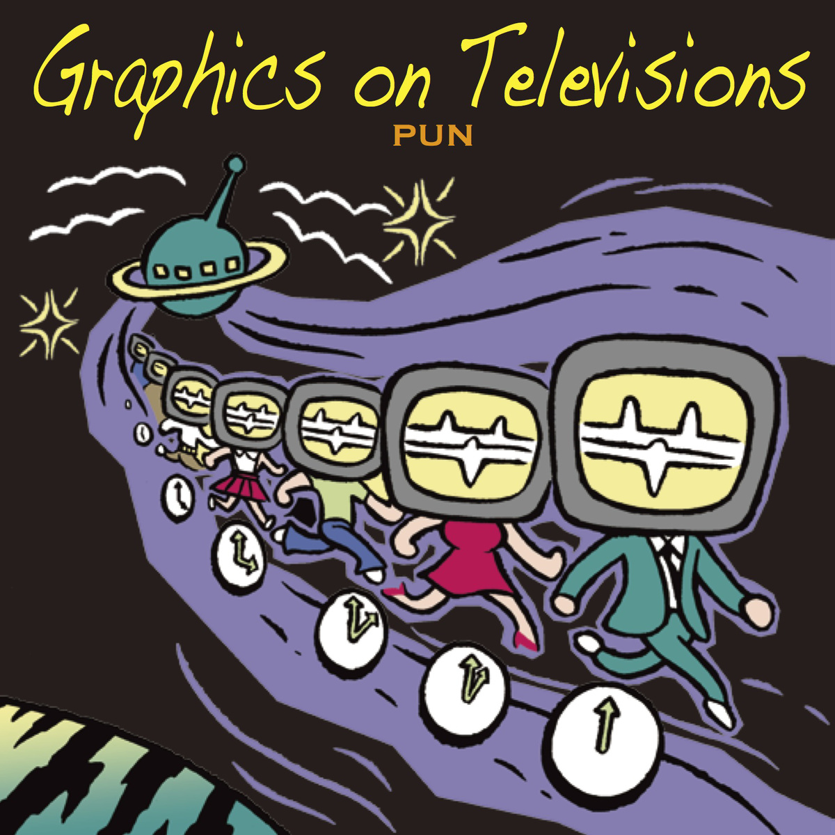 Graphics on Televisions - Pun