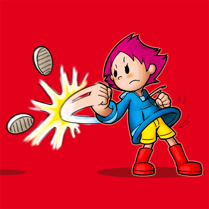 Why Kumatora should be in the upcoming Super Smash Bros for