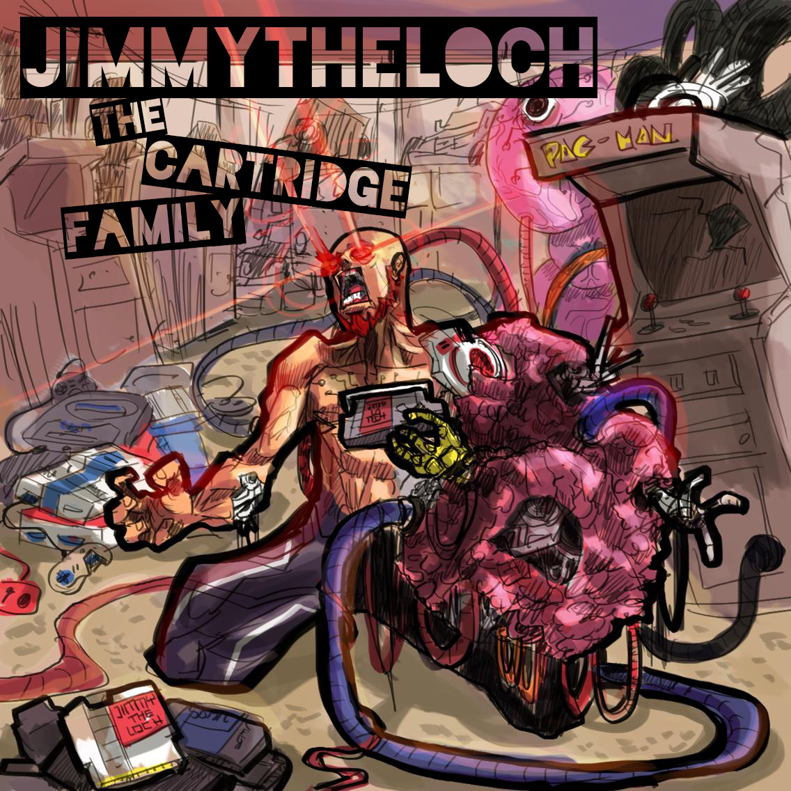 Jimmytheloch - The Cartridge Family