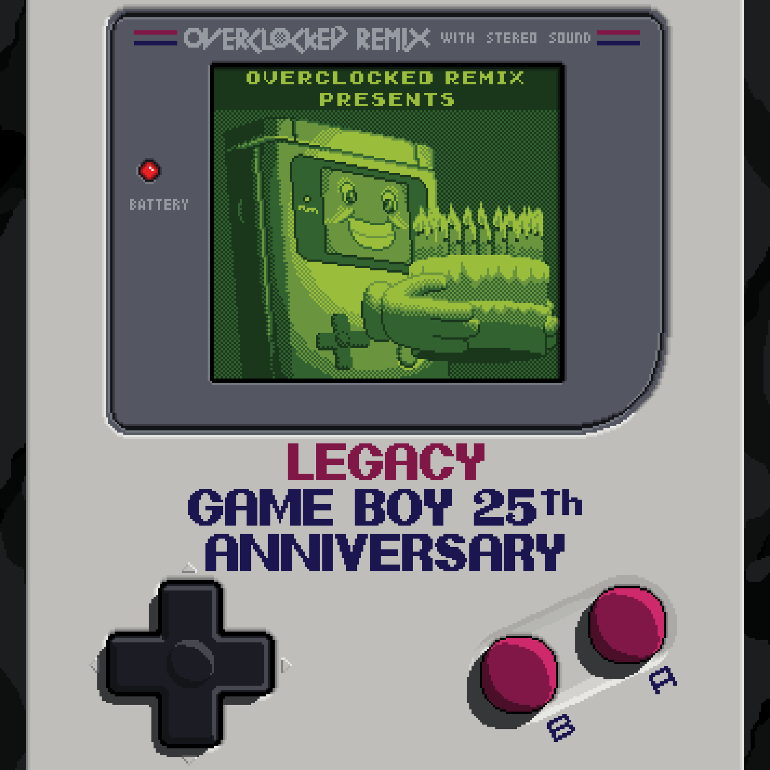 OverClocked ReMix - Legacy: Game Boy 25th Anniversary