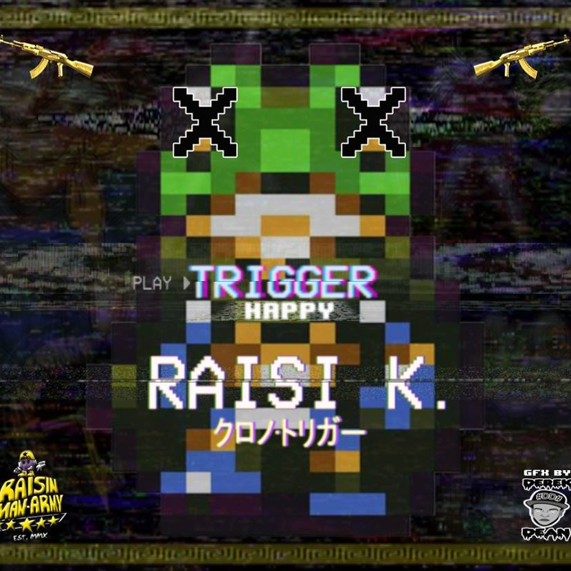 Raisi K. - Trigger Happy