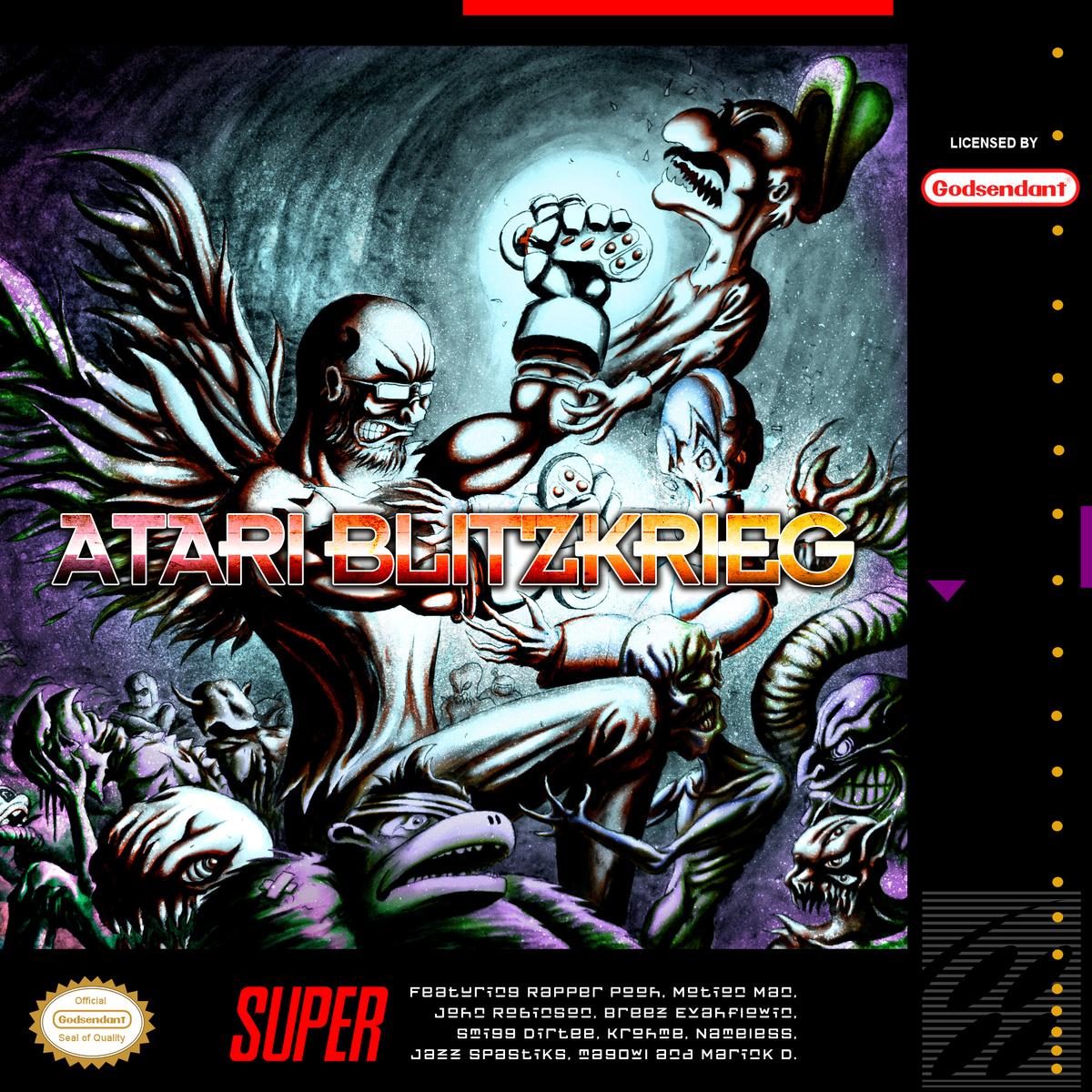 Atari Blitzkrieg - Super