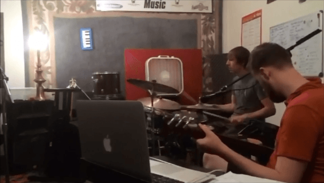 oneups-video-game-music-band-rehearsal