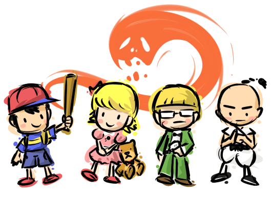 Earthbound   by    Mutoh