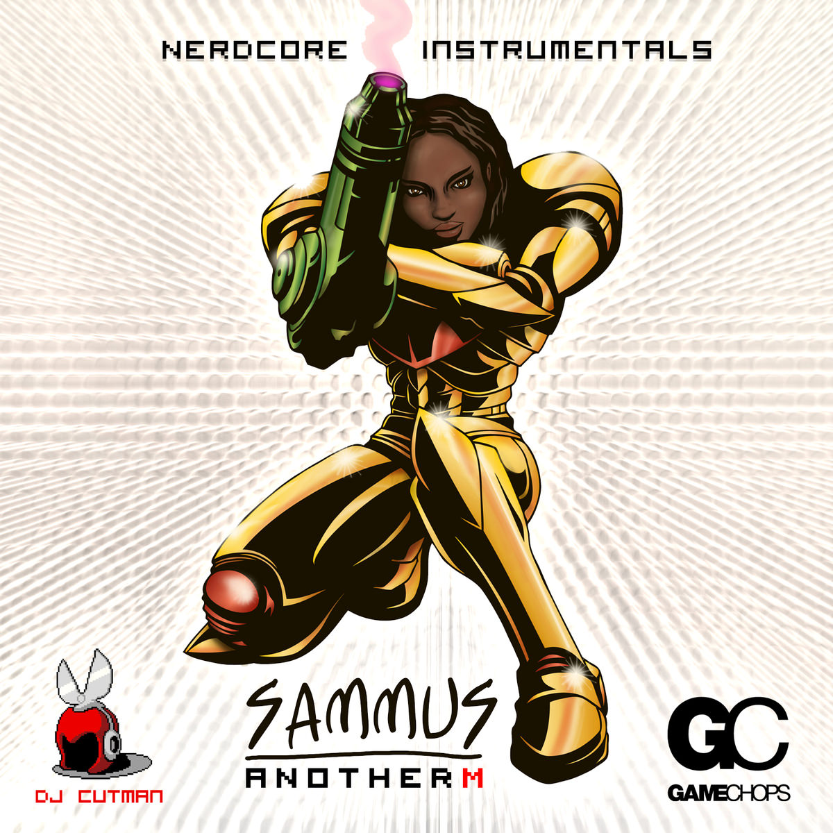DJ Cutman & Sammus - Another M Nerdcore Instrumentals