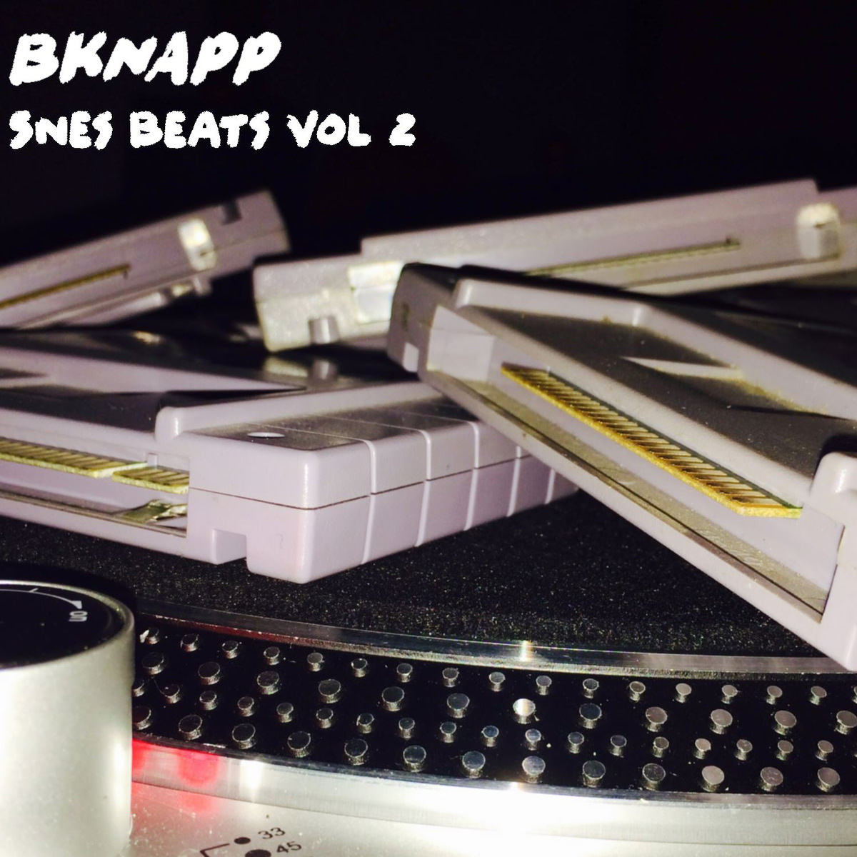BKNAPP - SNES Beats Vol 1 & 2