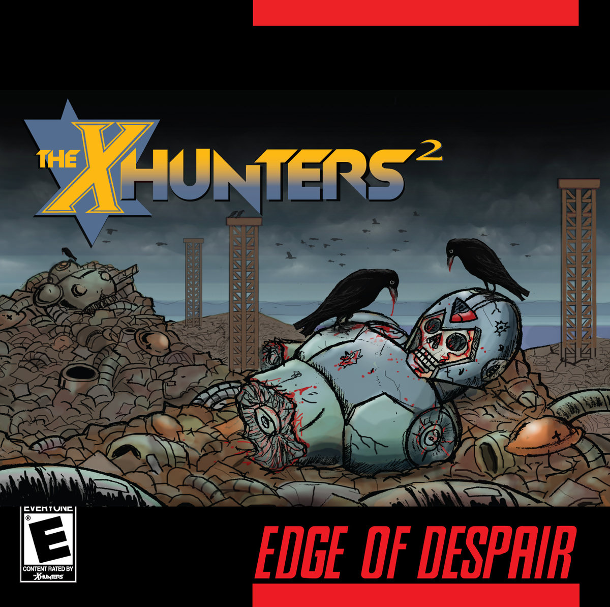 The X-Hunters - Edge of Despair