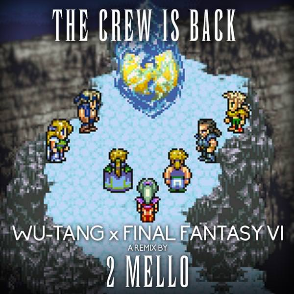 The Crew is Back single artwork