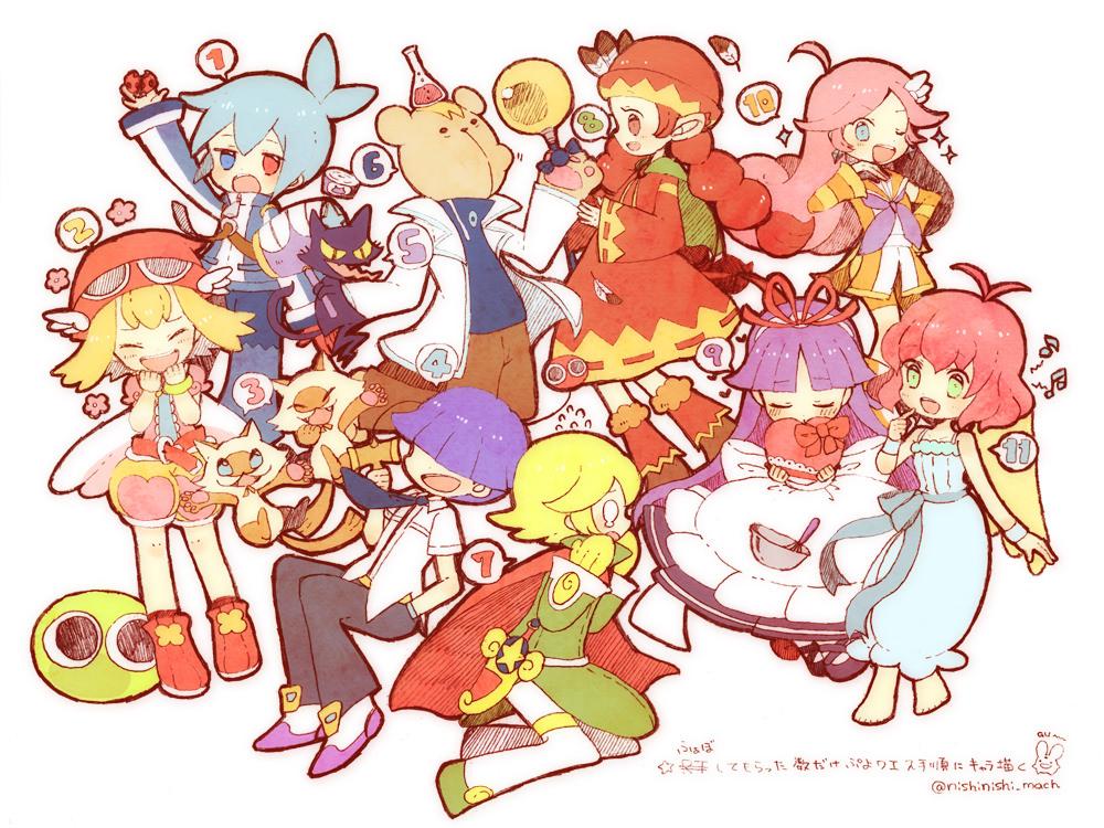 Puyo Log 3  by Nishiyamachi