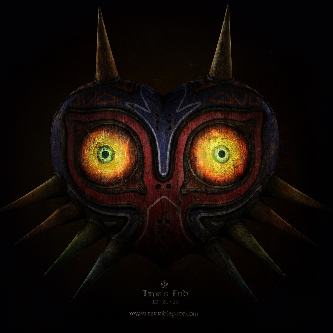 Theophany - Time's End: Majora's Mask Remixed
