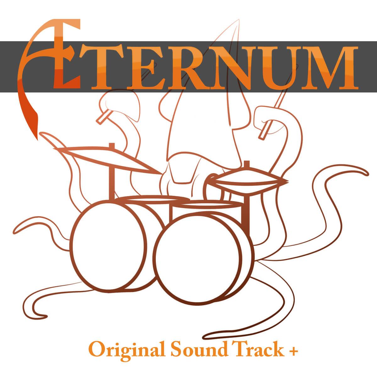 Jesse Bishop - Aeternum Original Soundtrack +