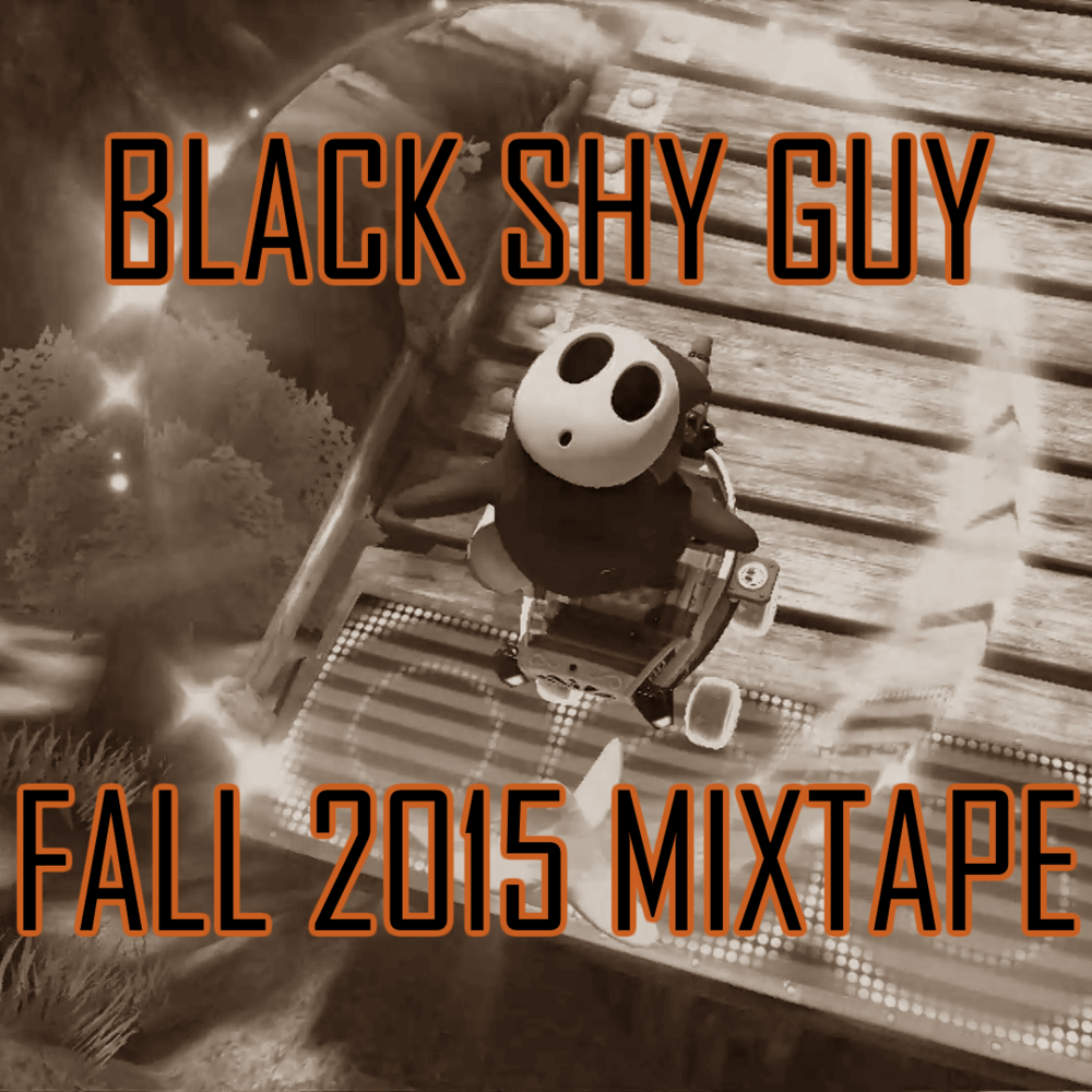 SUBCON presents Black Shy Guy Fall 2015 Mixtape