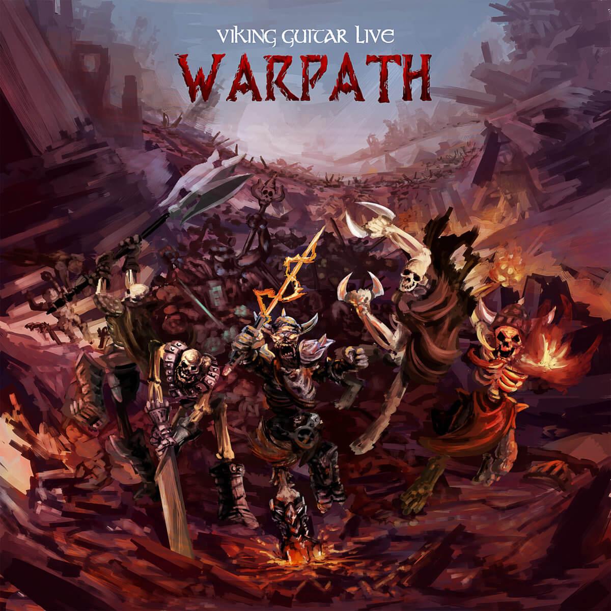 Viking Guitar Live  - Warpath.jpg