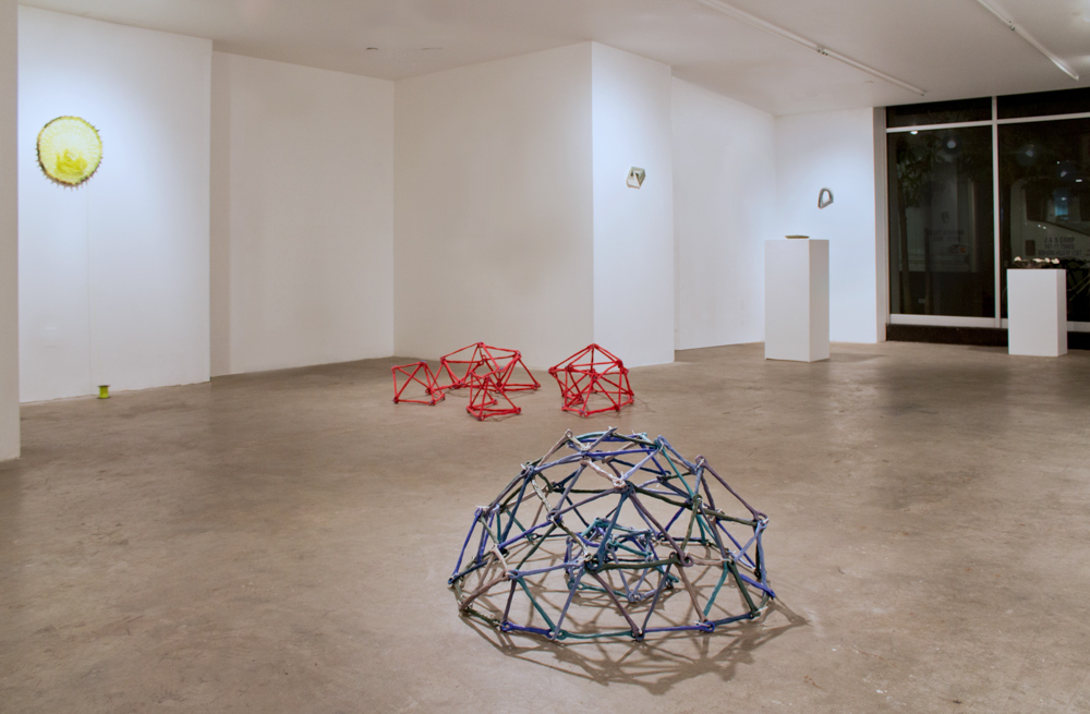It's Been Hours , installation view, 2012, Scaramouche, New York