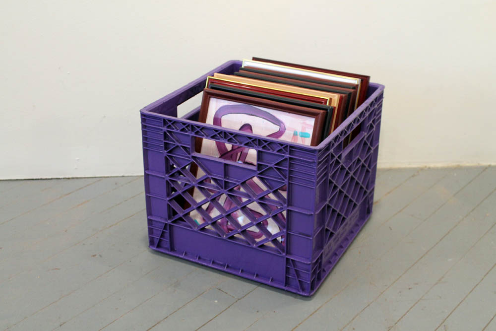 Guy Ben-Ari & Leah Wolff,  Lost Objects of Desire , 2012, installation view