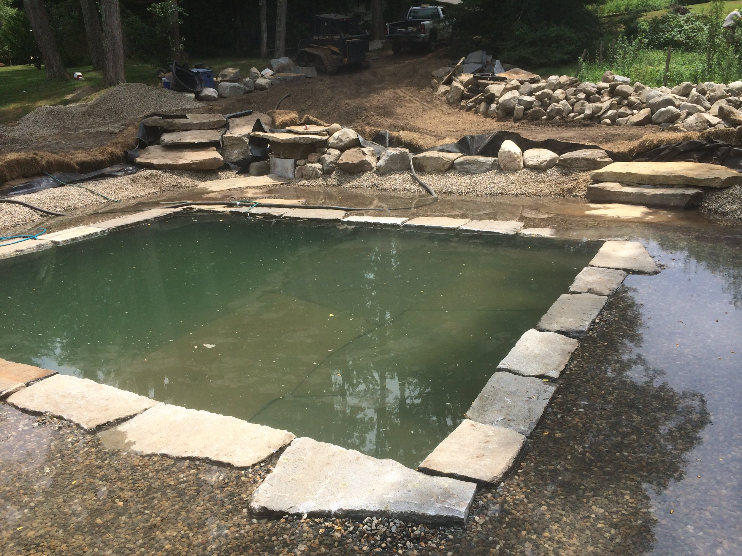 Pelham Natural Pool