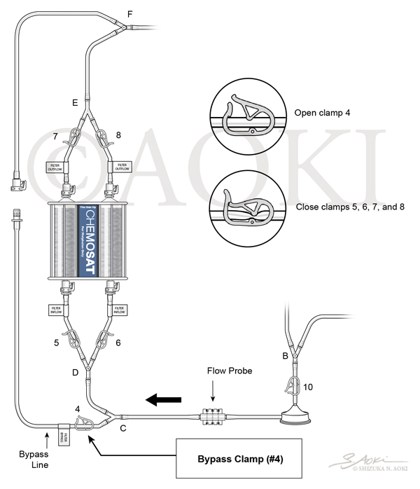 User Manual for CHEMO-SAT Chemotherapy System (Detail) Medium: Digital ©Aoki | Anatomize Medical Media Inc.
