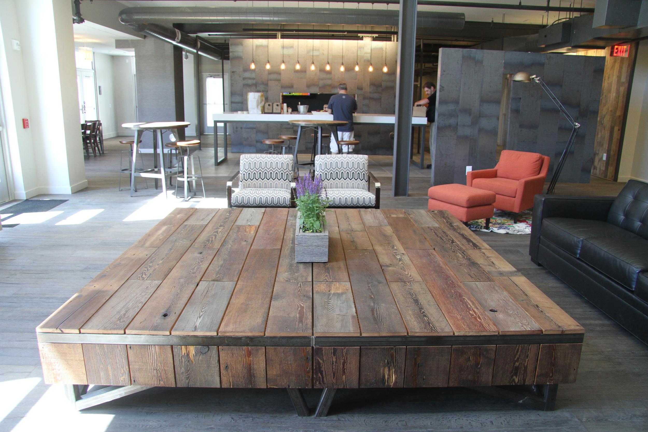 Barnwich Coffee Table