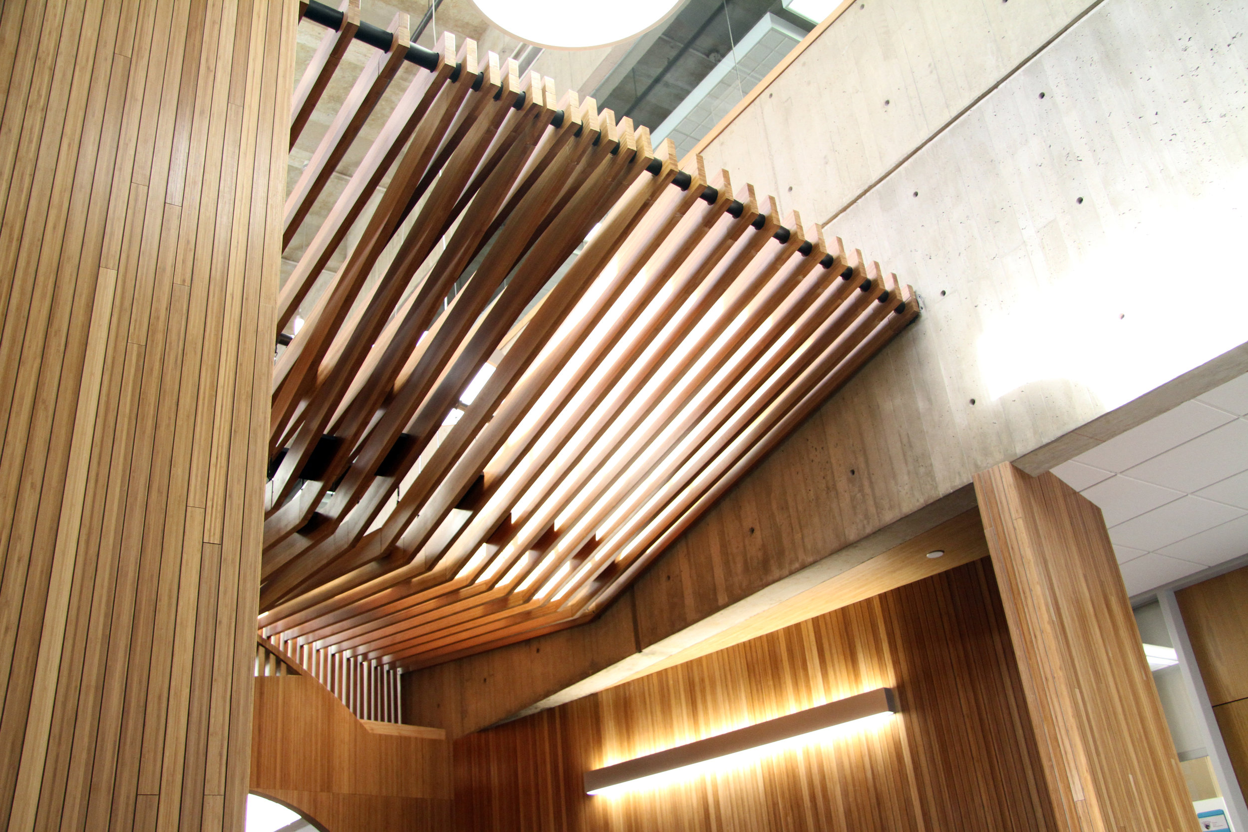 CMU Sorrells Library Renovation