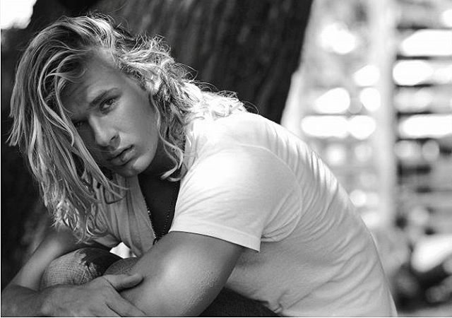 #throwback to earlier days when I was inspired/ obsessed with @abercrombie vibes and legendary photographer, @bruce_weber . 📸 I shot model  @j__zabinski with my first camera, @nikonusa D3s, and a vintage 70-200mm that I bought from a friend for $400. We all start somewhere. Proud and humbled by my beginnings! ✌🏼
