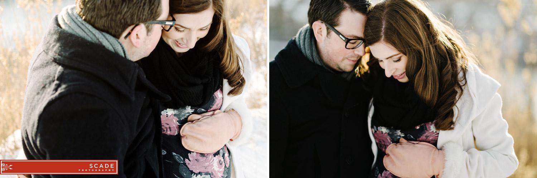 Winter Maternity photographers - 003.JPG