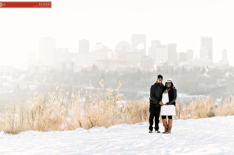 Winter Maternity Photography - Pauline - 003.JPG