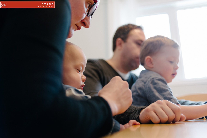 documentary family Photography - hornung