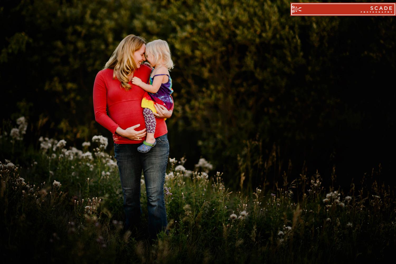 Edmonton Maternity Session