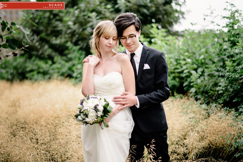 Edmonton Legislative Grounds Wedding