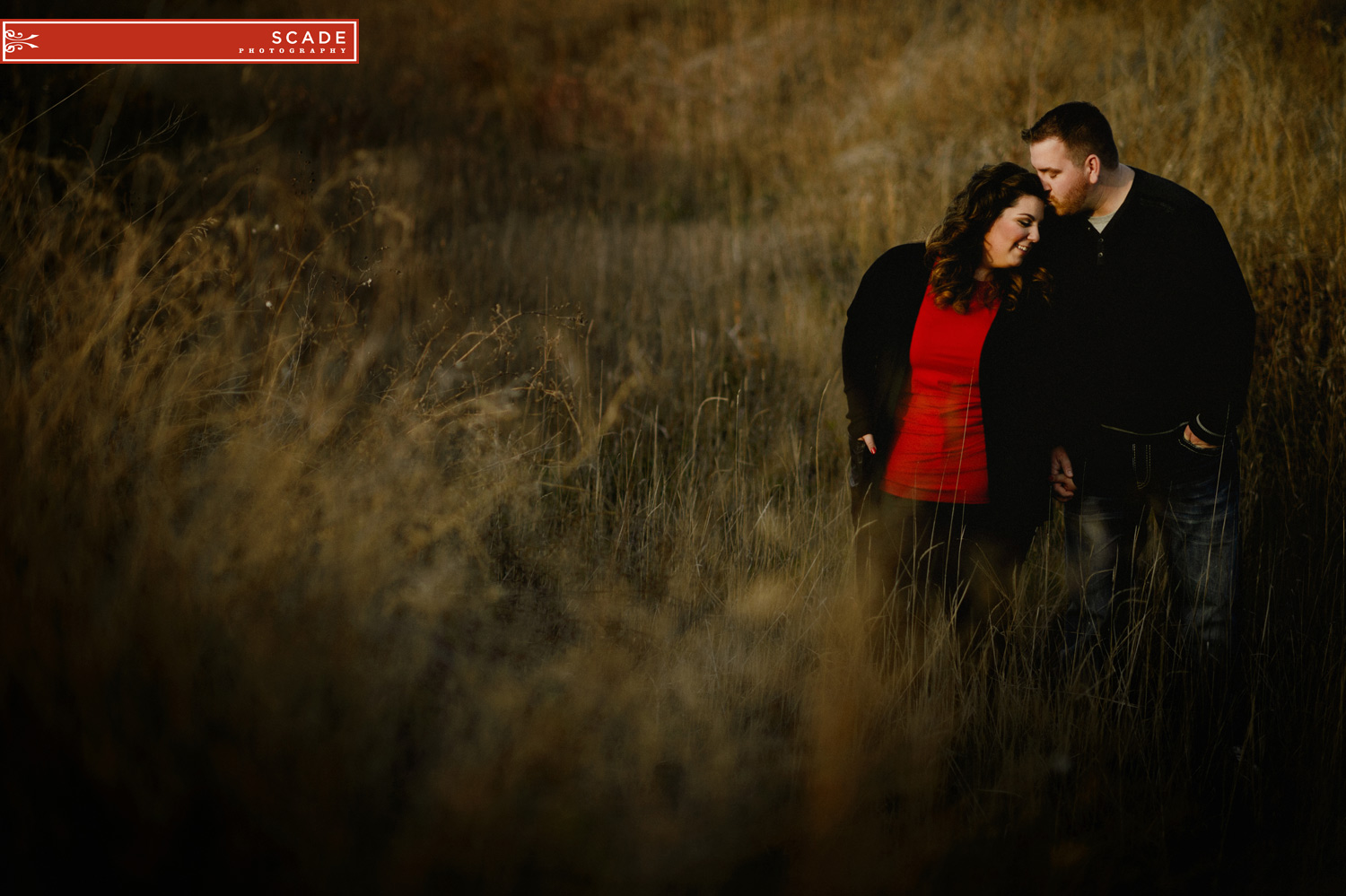 Fall Engagement Photography