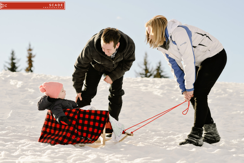 Winter Family Portaits