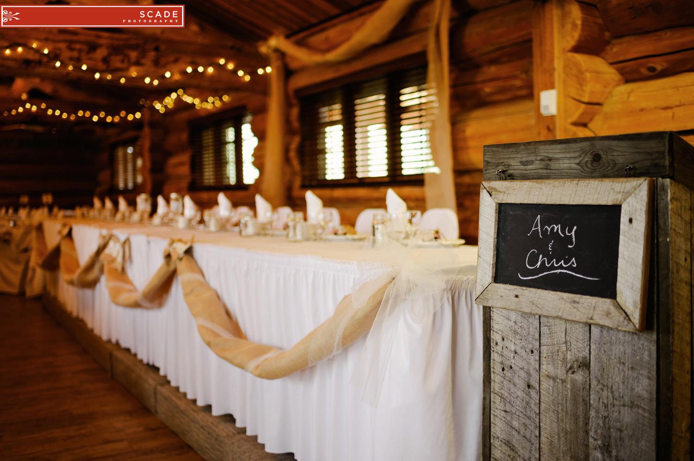 Edmonton Spring Country Wedding - Amy and Chris