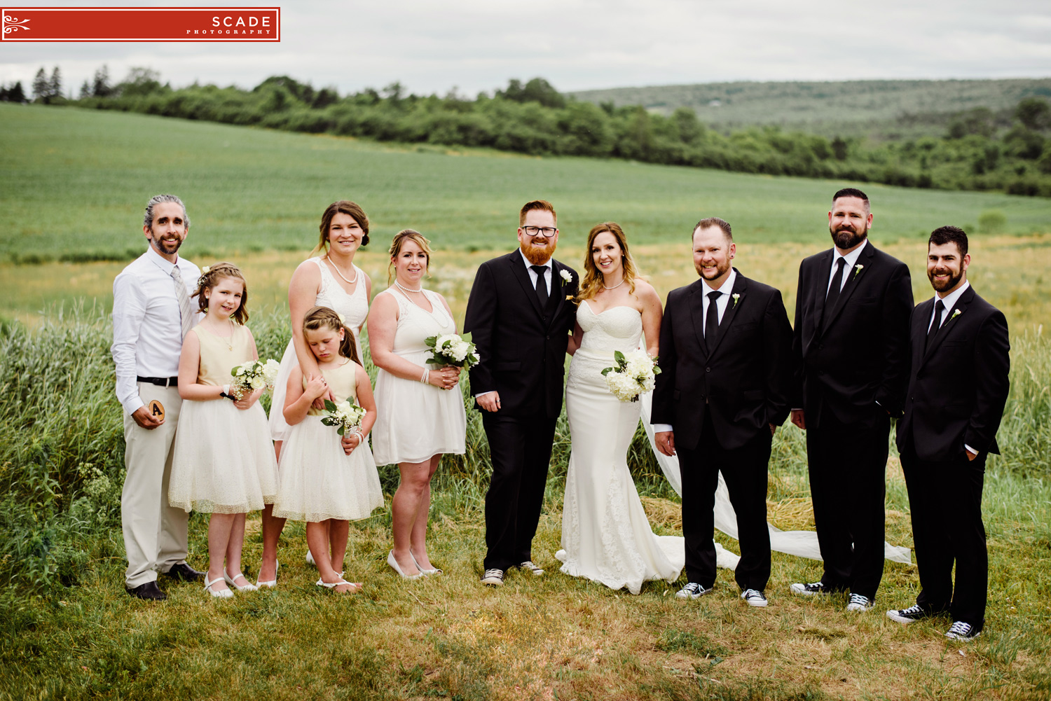 Nova Scotia Wedding Photography - Andi and David