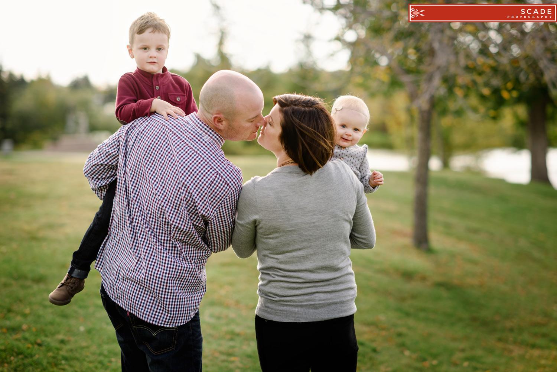 Fall family Portraits
